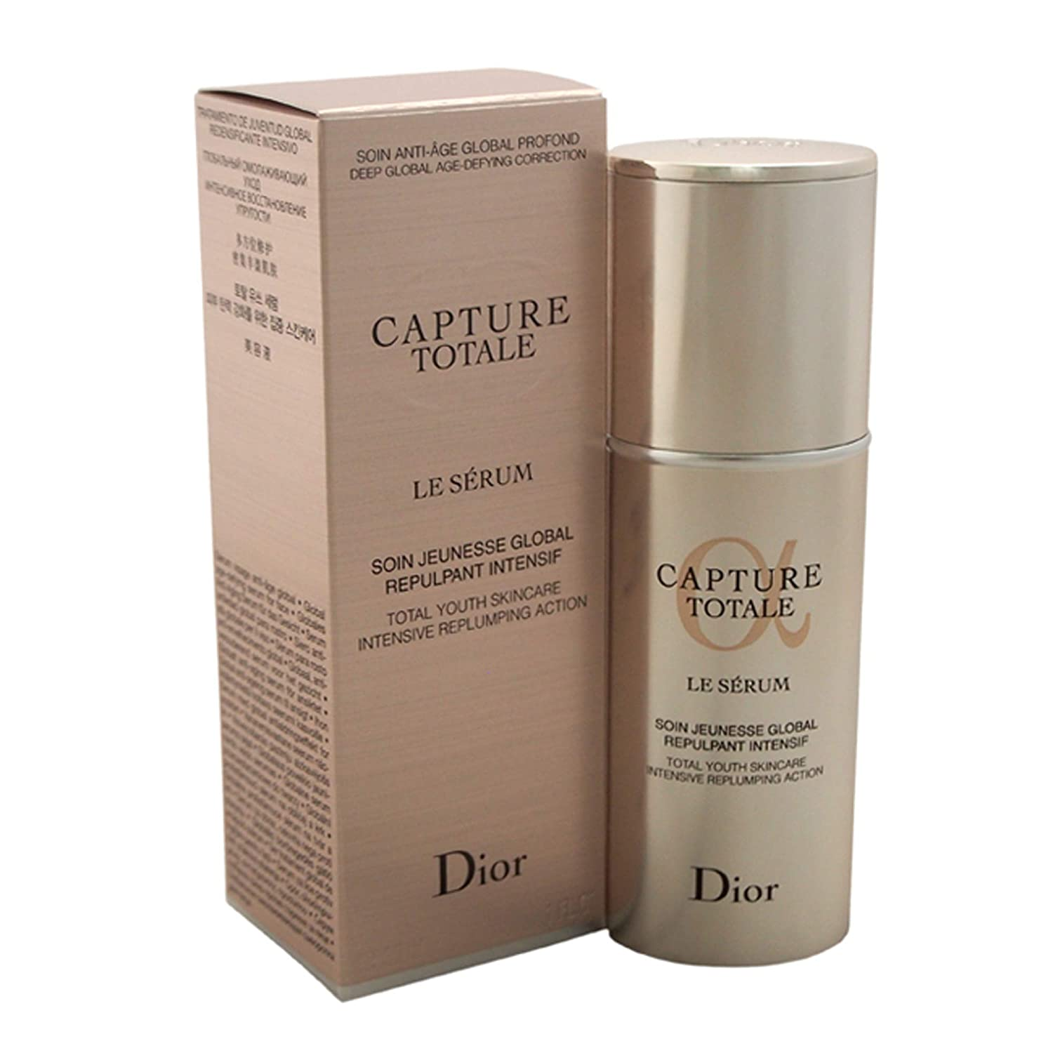 3be110aeda DIOR Capture Totale Le Sérum - Total youth skincare intensive replumping  action 30ml