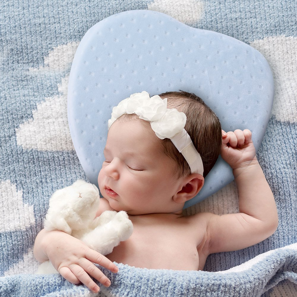 Amazon.com: Almohada para bebé para la prevención y ...