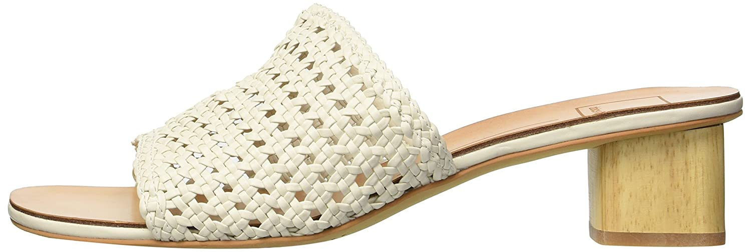 Dolce Vita B079JBC8DW Women's King Slide Sandal B079JBC8DW Vita 6.5 B(M) US|Ivory Leather 287c5b