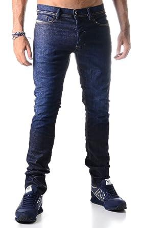 b964dca2 Diesel Tepphar Jeans Blue 0842G: Amazon.co.uk: Clothing
