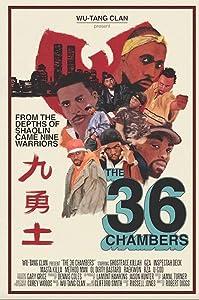 Wu Tang Clan 36 Chambers Poster Print Art Poster Wall Art Print Gift Poster Canvas Printing Wall Decor