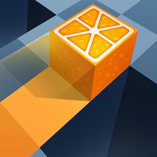 Roll Coaster - Roller Fruit: Splat Maze 3D