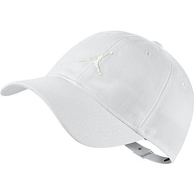 6dd322dfa25 Jordan Cap - Jumpman Floppy H86 white/beige size: Adjustable: Amazon.co.uk:  Clothing
