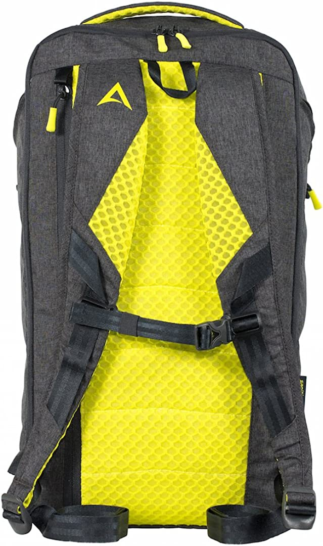 Apera Locker Pack Antimicrobial Light-Weight Durable 33L Travel Gym Backpack