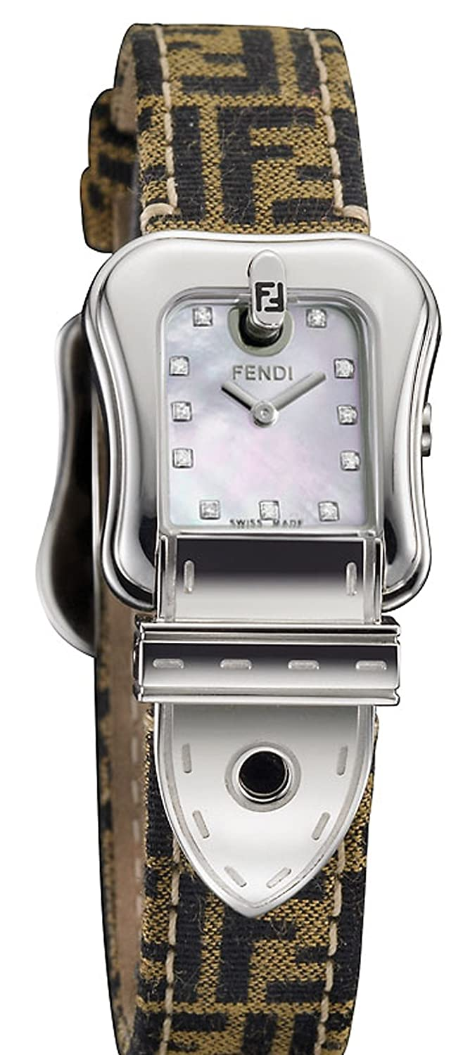 Fendi Damen-Armbanduhr B. ZUCCA Swiss made F381242DF