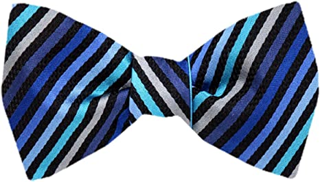 Mens Silk Fashion Designs Self Tie Bowtie Tie Yourself Bow Ties
