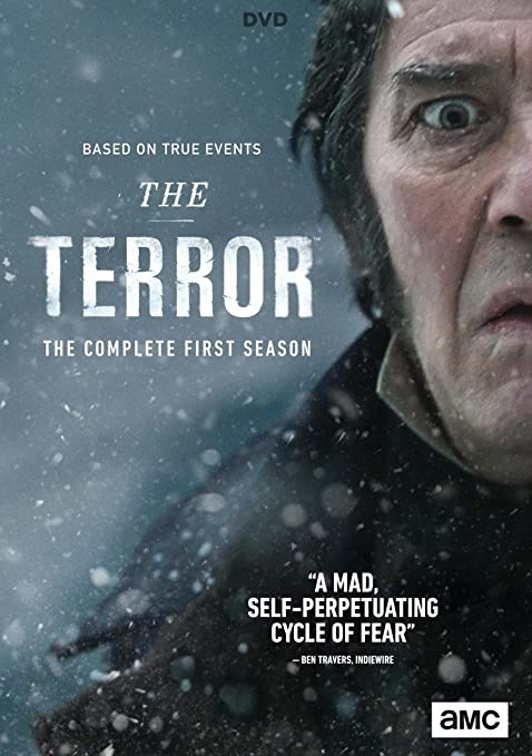 Amazon.com: The Terror: The Complete First Season: Jared Harris, Tobias  Menzies, Ciaran Hinds: Movies & TV