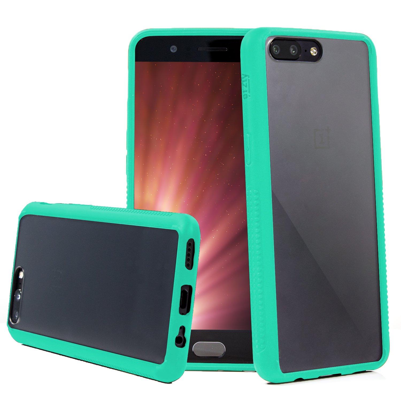 Orzly Funda OnePlus 5, Fusion [Anti-Shock] Bumper Case: Amazon.es ...