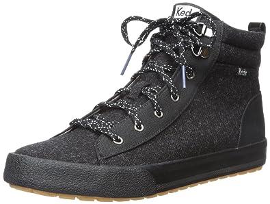 e5b4c853e7e11 Keds TOPKICK Wool Women 5.5 Black