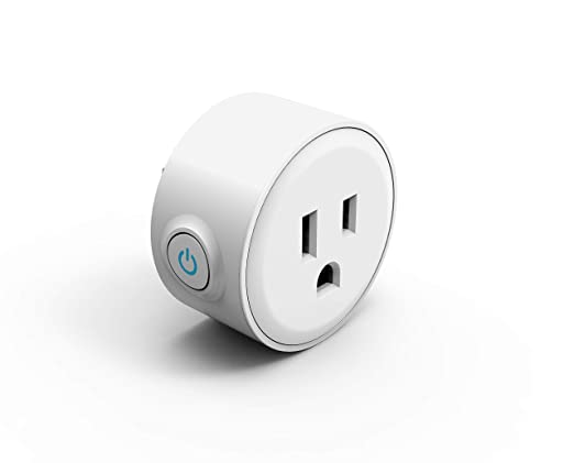 kaleedesign Smart Plug, nueva inalámbrico Wifi Mini Socket Trabajo ...