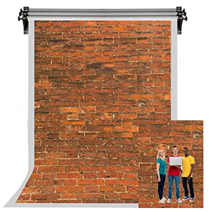 F Fun Soul 5x7ft 1 5x2 1m Brick Wall Backdrop For Photoshoot Retro Style Professional Photography Backgrounds Abstract Art Portrait Cotton Cloth Photo