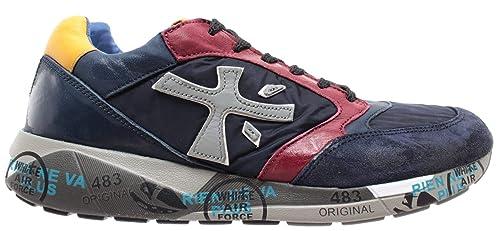PREMIATA Sneaker Zac Zac 3545 Taglia 40 Colore BLU: Amazon
