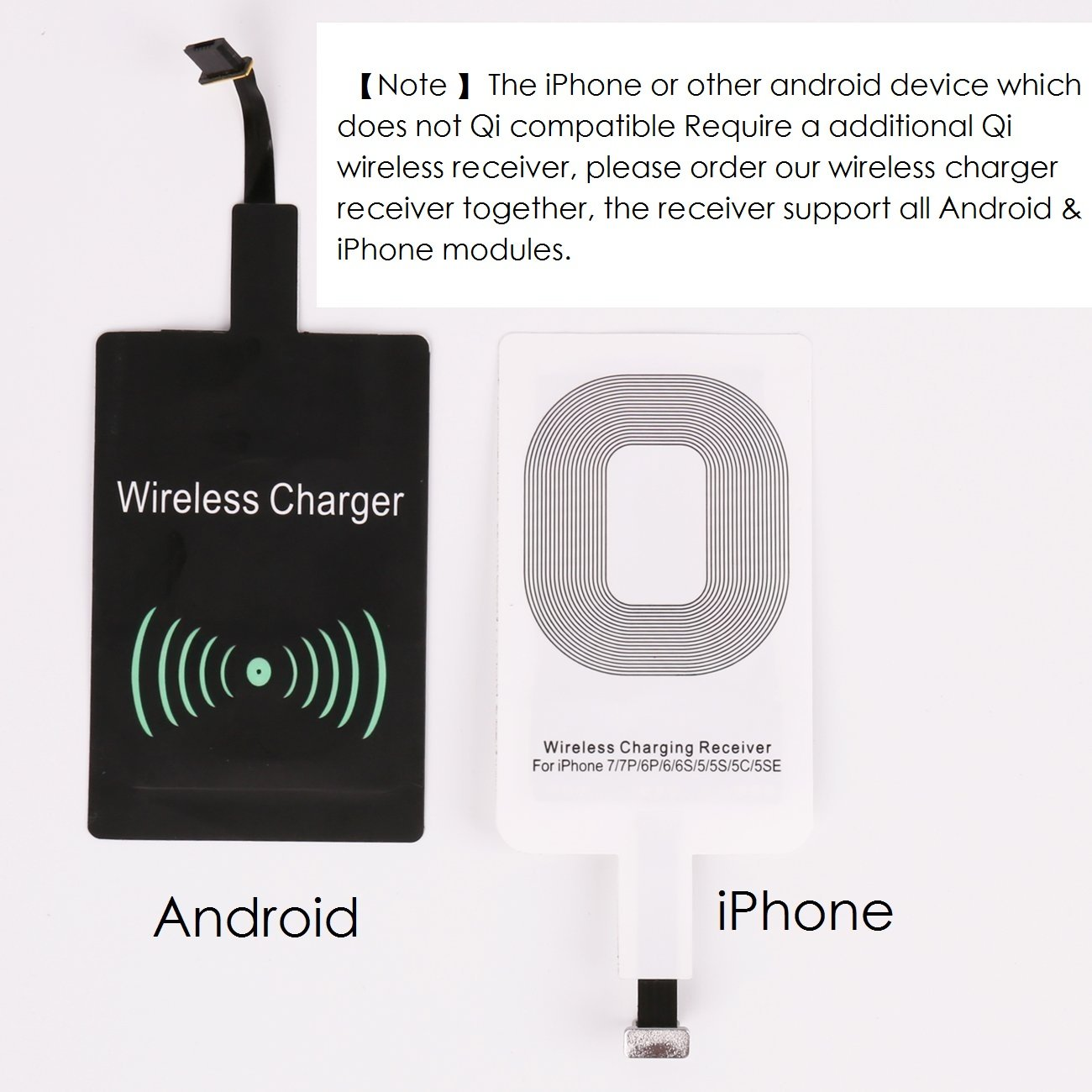 Amazon com wireless charger qi wireless charging stand for android and iphone cell phones accessories