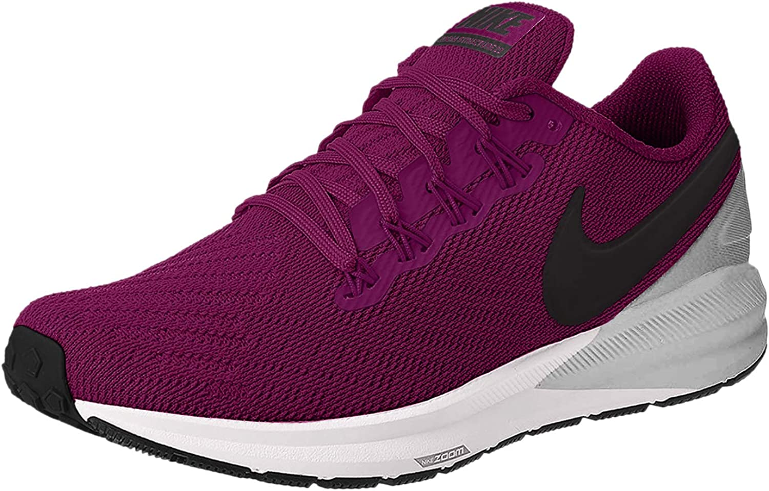 NIKE W Air Zoom Structure 22, Zapatillas de Running para Mujer
