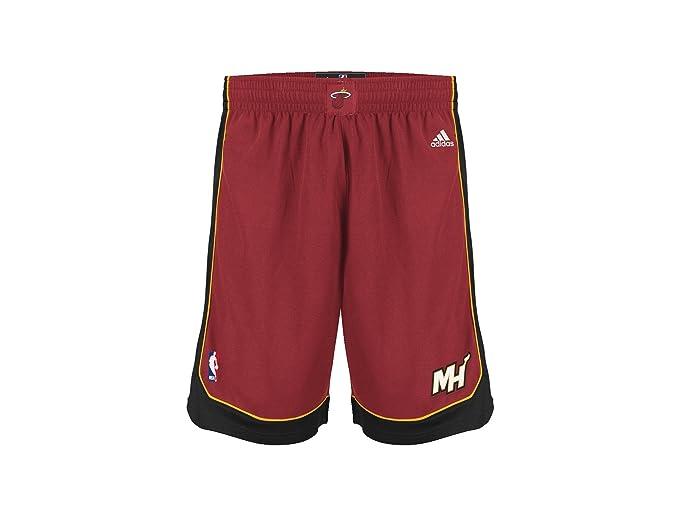 Rouge Swingman Short Adidas Miami International Shorts Nba Heat 3 HED9IYeW2b