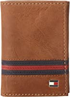 Tommy Hilfiger  Men's  Leather Trifold Wallet