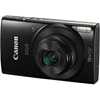 Canon IXUS 190 Digital Camera(IXUS190BK) 2.7 Inch display ,Black (Australian warranty)