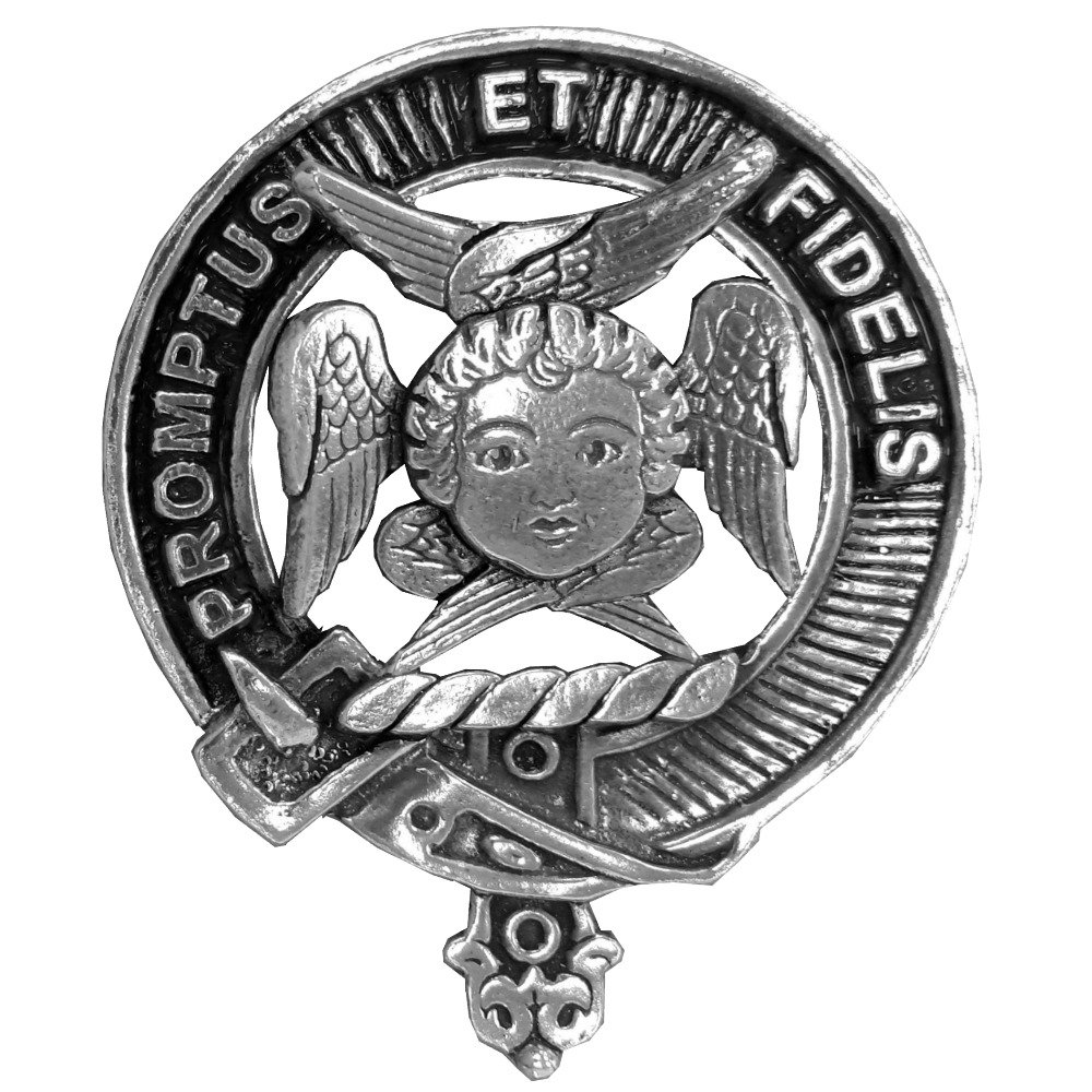 Carruthers Scottish Clan Crest Badge