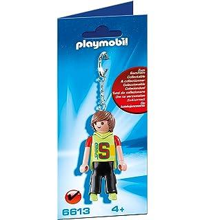 Llavero Playmobil Futbolista tamaño pequeño (Producto ...