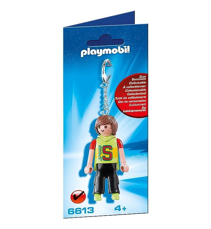Playmobil - Llavero policía (66150)