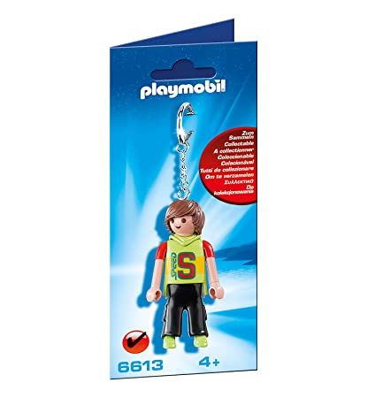 Playmobil Playmobil-6613 Llavero (6613), Color