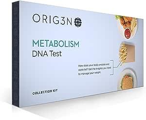 ORIG3N GeneticHome Mini DNA Test Kit, Metabolism