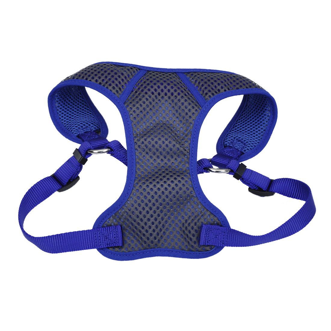 Coastal Pet Sport Wrap Harness bluee  Medium