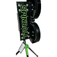 Spinball Wizard 2-Wheel Baseball Pitching Machine
