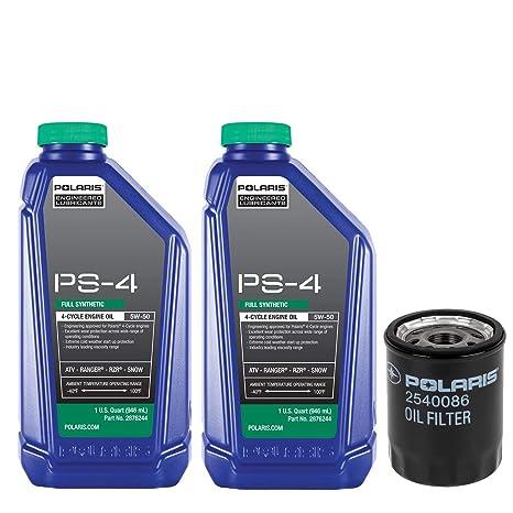 2009 POLARIS RANGER XP 700 EFI 700 SERIES POLARIS OIL CHANGE KIT