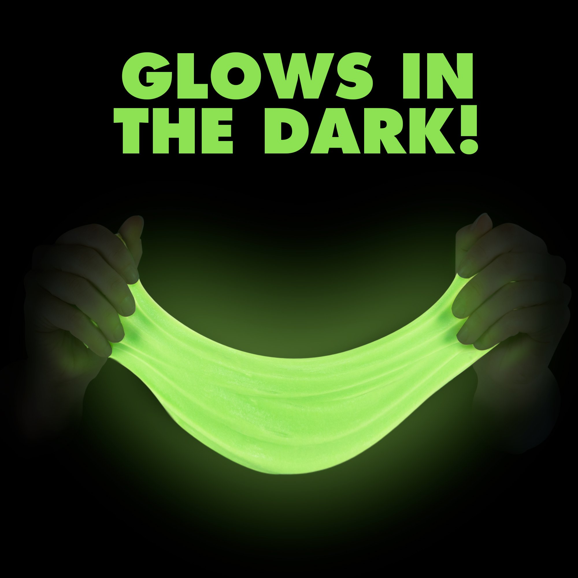 Discover With Dr. Cool Glow In The Dark Slime Science Kit