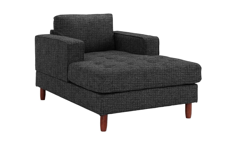 Amazon.com: Mid Century - Sofá moderno de lino para salón ...