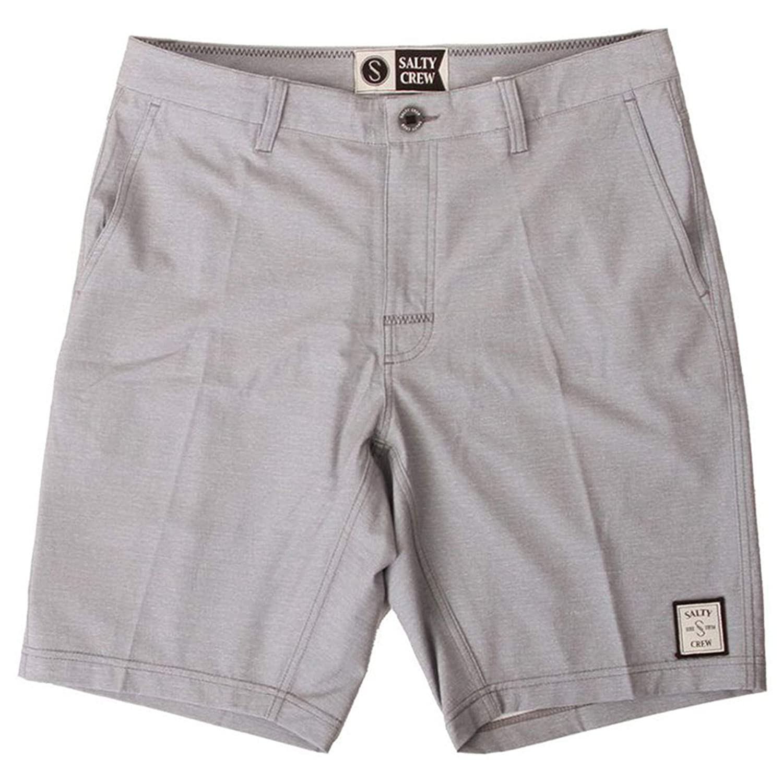 1cb56ce65e42 Salty Crew Draft Hybrid Shorts - Charcoal at Amazon Men's Clothing store:
