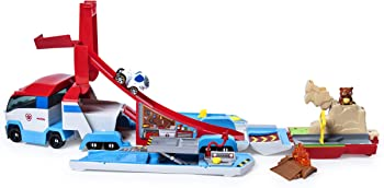 Paw Patrol LaunchN Haul Paw Patroller Transforming 2-in-1 Track Set
