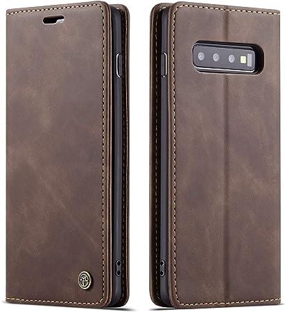 Qltypri Hülle Für Samsung Galaxy S10e Vintage Dünne Elektronik