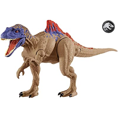 Jurassic World Dual Attack Concavenator: Toys & Games
