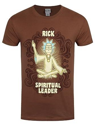 Rick & Morty Spiritual Leader (Unisex) T-Shirt vFTHGT5