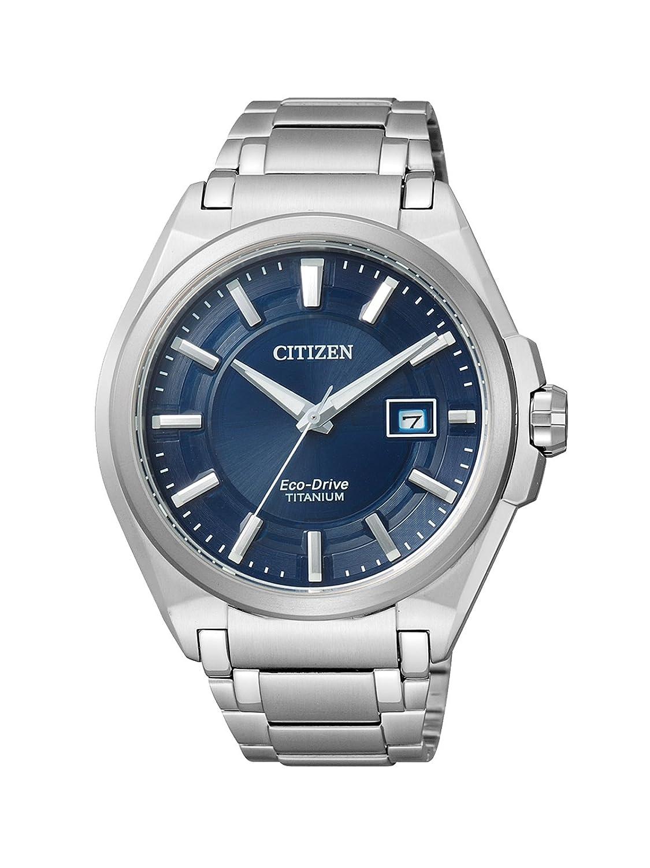Armbanduhr zeichnung  Citizen Damen-Armbanduhr XS Super Titanium Analog Quarz Titan ...