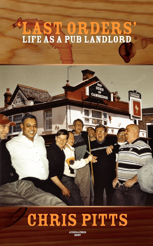 Read Online Last Orders: Life as a Pub Landlord ebook