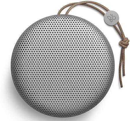 Bang & Olufsen Beoplay A1 - Altavoz Bluetooth portátil con micrófono, Natural: Amazon.es: Electrónica