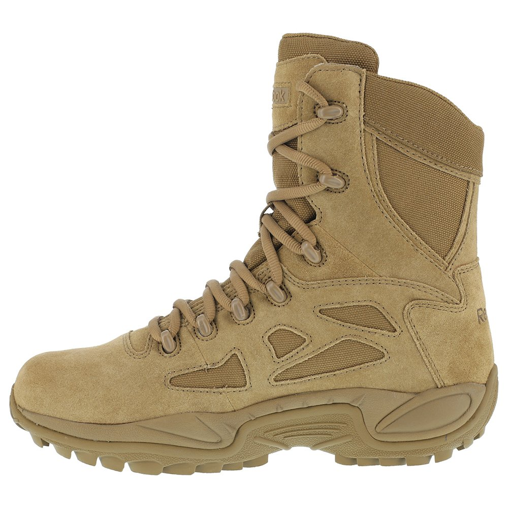 Reebok Work Women's Rapid Response RB Boot RB897 Stealth 8
