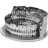 Fascinations ICONX Roman Colosseum 3D Metal Model Kit