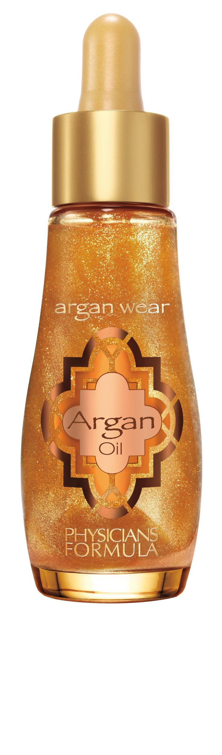 Physicians Formula Argan Wear Ultra-nourishing Illuminating Argan Oil, Touch of Gold, 1 Fluid Ounce by Physicians Formula (Image #1)