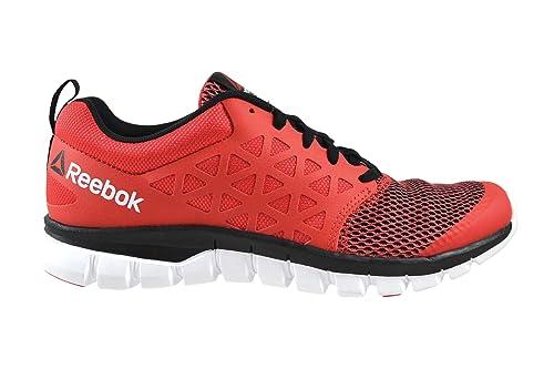 b79ac27a688f1 Reebok - Zapatillas para Hombre Rojo Rojo