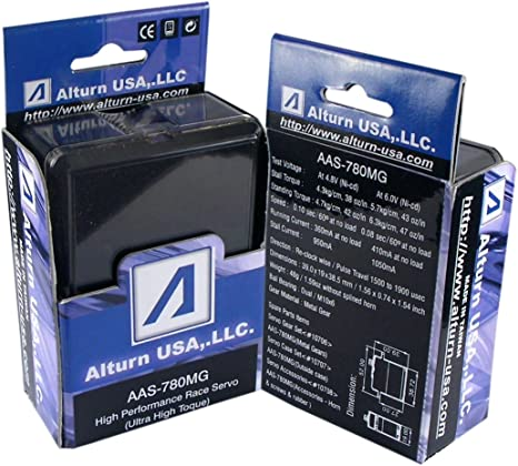 High Toque//Speed ABDS-992HTG+HV Full Size High Voltage BLDC Servo+HS+TG