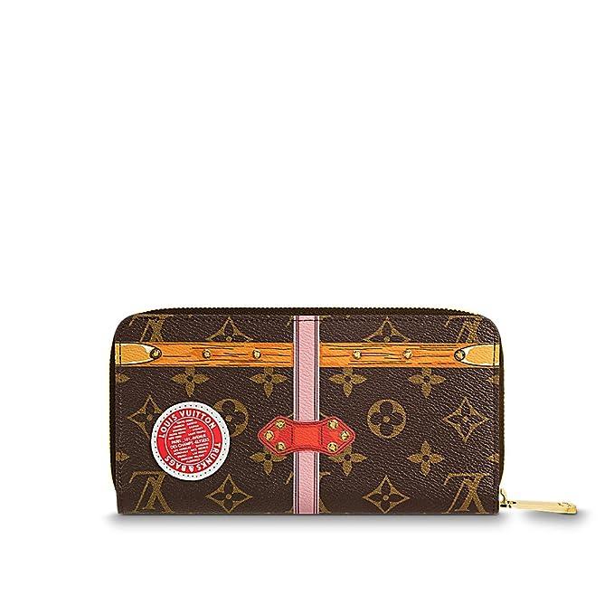 Amazon.com: Louis Vuitton Monogram Zippy portafolios verano ...