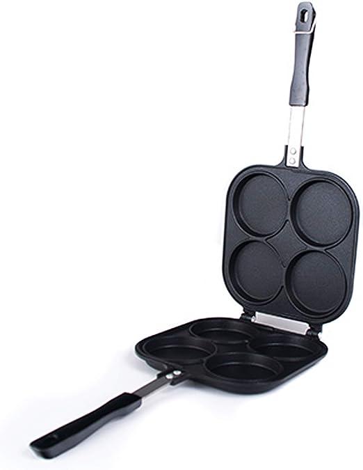 Kitchen & Dining Cookware alpha-grp.co.jp Black 7.5 Pancake Maker ...