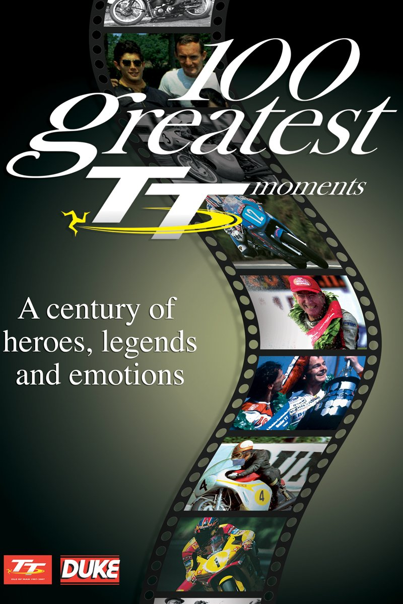 Amazon.com: 100 Greatest TT Moments: Joey Dunlop, David Jefferies, Geoff Duke, Steve Hislop: Amazon Digital Services LLC