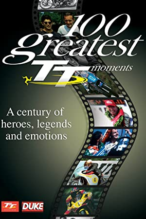 Amazon.com: 100 Greatest TT Moments: Joey Dunlop, David ...