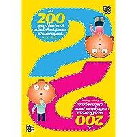 As 200 melhores adivinhas para crianças
