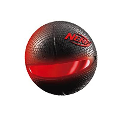 NERF Firevision Hyper Bounce Ball: Toys & Games